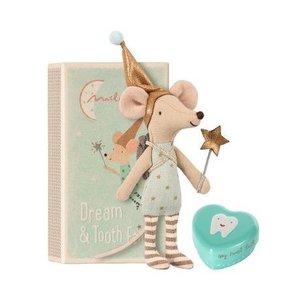 Maileg Maileg: Dream & Tooth Fairy Box-Brother