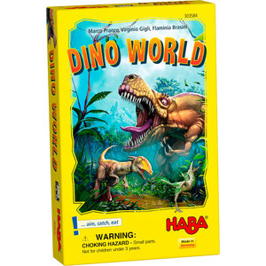 Haba Haba Games: Dino World