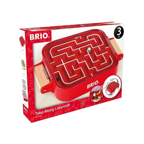Brio: Take Along Labyrinth
