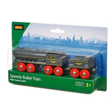 Brio: Speedy Bullet Train