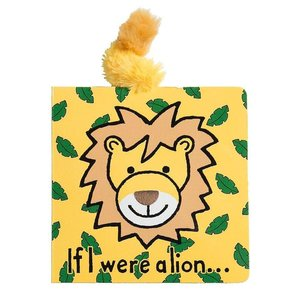 JellyCat Jellycat: If I were a lion
