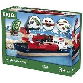 Brio Brio: Cargo Harbor Set