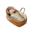 Maileg Maileg: Baby Mouse in Carrycot