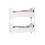 Maileg Maileg: Bunk Bed Small off white