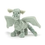 JellyCat Jellycat: Drake Dragon - Little