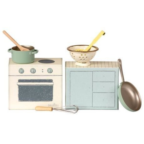 Maileg Maileg:Cooking Set
