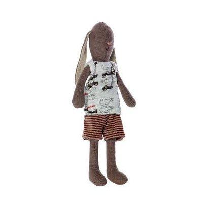 Maileg Maileg: Mini Bunny Brown Boy