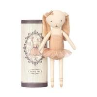 Maileg Maileg: Dancing Ballerina Bunny in a Tube