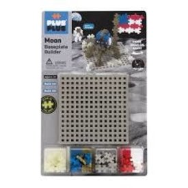 Plus Plus Plusplus: Baseplate Builder Moon