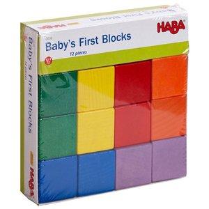 Haba Haba: Baby's First Blocks
