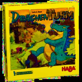 Haba Haba Games: Dragon Tower