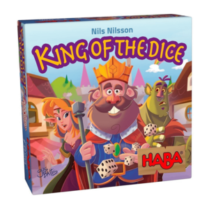 Haba Haba Games:  King of The Dice