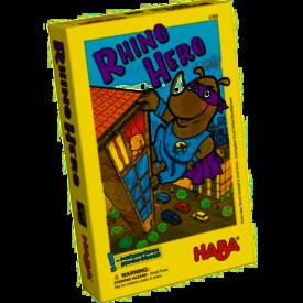 Haba Haba Games: Rhino Hero