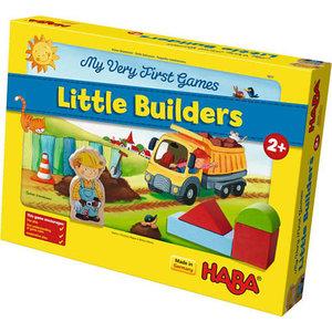 Haba Haba Games: Little Builders