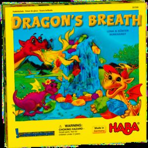Haba Haba Games: Dragon's Breath