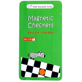 Purple Cow Purple Cow: Magnetic Checkers