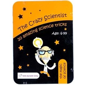 Purple Cow Purple Cow: The Crazy Scientist - Magic of Science