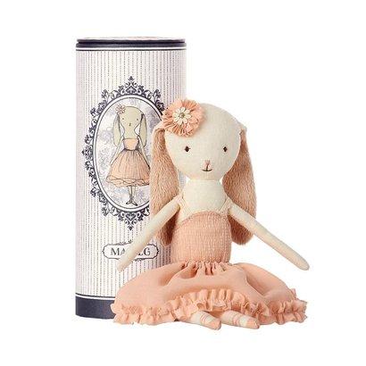 Maileg Maileg: Ballerina Bunny in a Tube