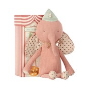 Maileg Maileg: Circus Elephant with Hat: Rose