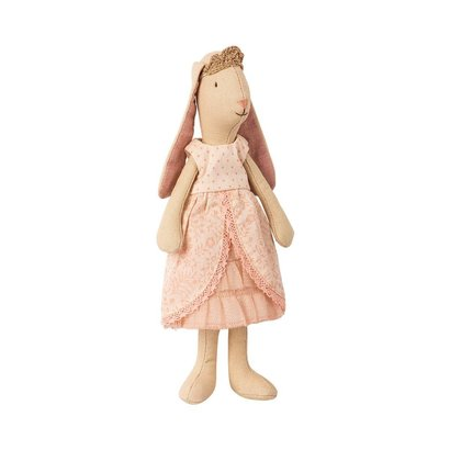Maileg Maileg: Mini Bunny Princess Rose-Light