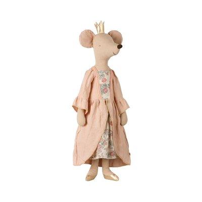 Maileg Maileg: Mega Mouse Princess-Rose