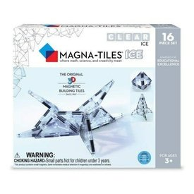 Magna-Tiles Magna-Tiles: Ice 16 piece set