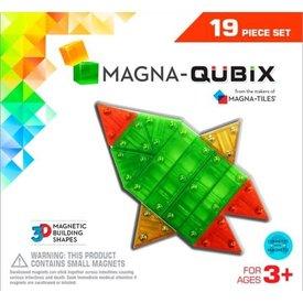 valtech Magna-Tiles: 19 piece Magna-Qubix