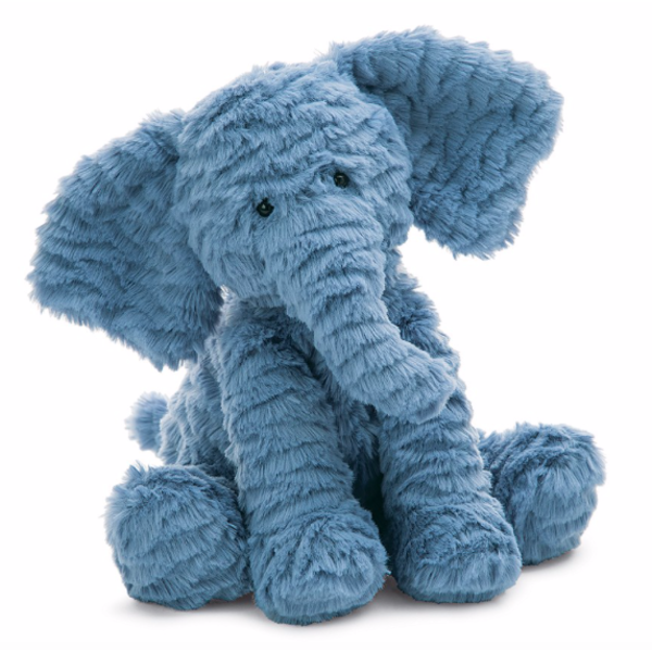 JellyCat JellyCat: Fuddlewuddle Elephant Medium