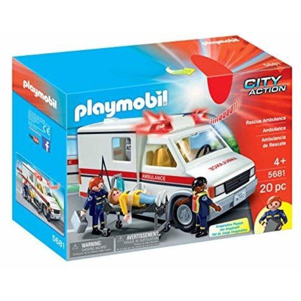 Playmobil Playmobil: Rescue Ambulance