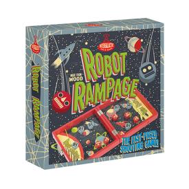 Professor Puzzle Professor Puzzle: Robot Rampage