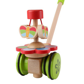 Hape Hape: Push and Pull Dancing Butterfly