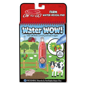 Melissa & Doug M&D: Water Wow! - Farm