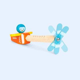 Plan Toys Plan Toys:  Spin N Fly Airplane