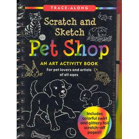 Peter Pauper Peter Pauper:  Scratch & Sketch Pet Shop