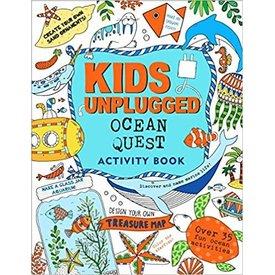 Peter Pauper Peter Pauper: Kids Unplugged: Ocean Quest