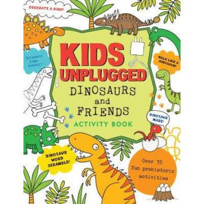 Peter Pauper Peter Pauper: Kids Unplugged: Dinosaurs