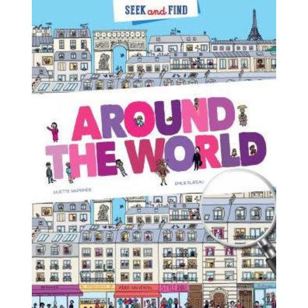 Peter Pauper Peter Pauper: Seek & Find Around the World