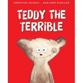 Peter Pauper Peter Pauper:  Teddy the Terrible