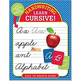 Peter Pauper Peter Pauper: Learn to Write Cursive