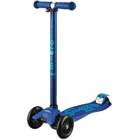 Micro Micro: Maxi Deluxe Navy Blue Scooter