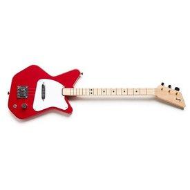 Loog Loog: Pro Electric Guitar Red