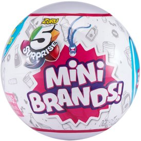 Zoofy Zoofy: 5 Surprise Collectibles Mini Brand Series 1