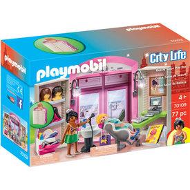 Playmobil Playmobil: Beauty Salon Play Box