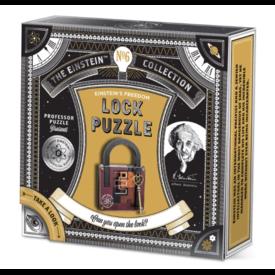 Professor Puzzle Professor Puzzle: Einstein Lock Puzzle