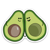 Well...This Is Awkward Avocado Sticker