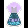 Science is Magic Sticker