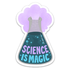 Well...This Is Awkward Science is Magic Sticker
