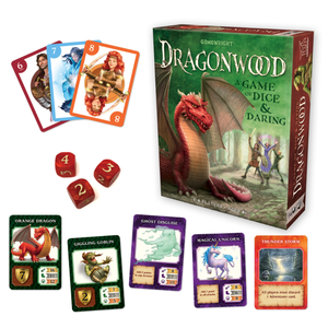 GameWright Gamewright: Dragonwood