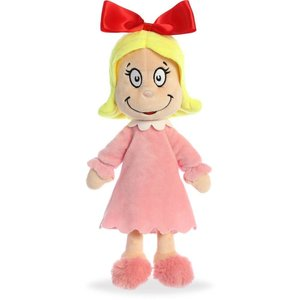 "Aurora Aurora: 12"" Cindy Lou Who Dr. Seuss"