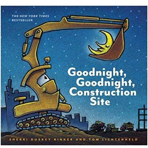 Chronicle Chronicle: Good Night Construction Sight (HC)